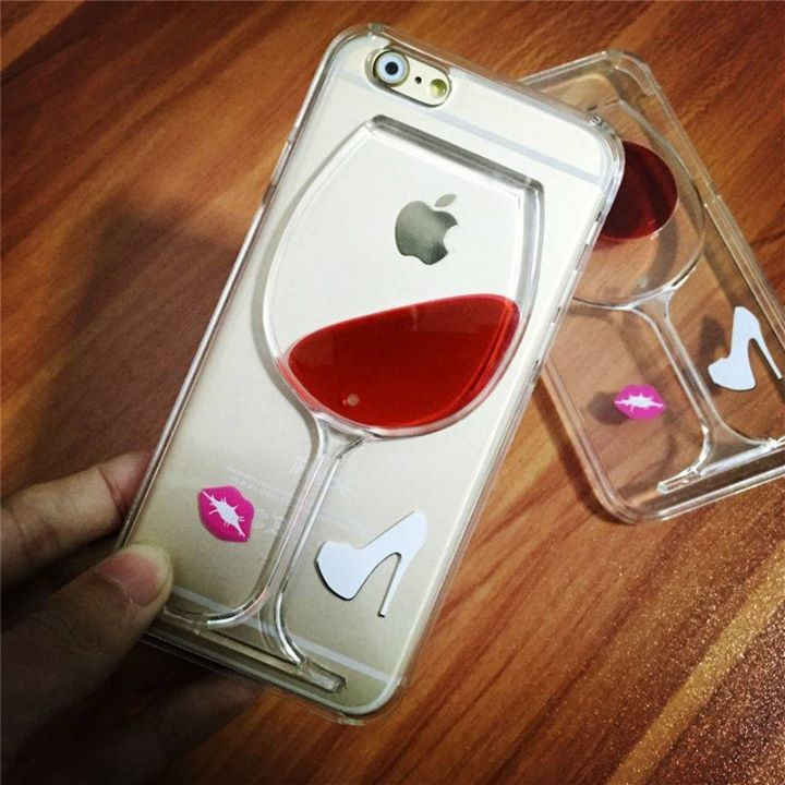 phone wine